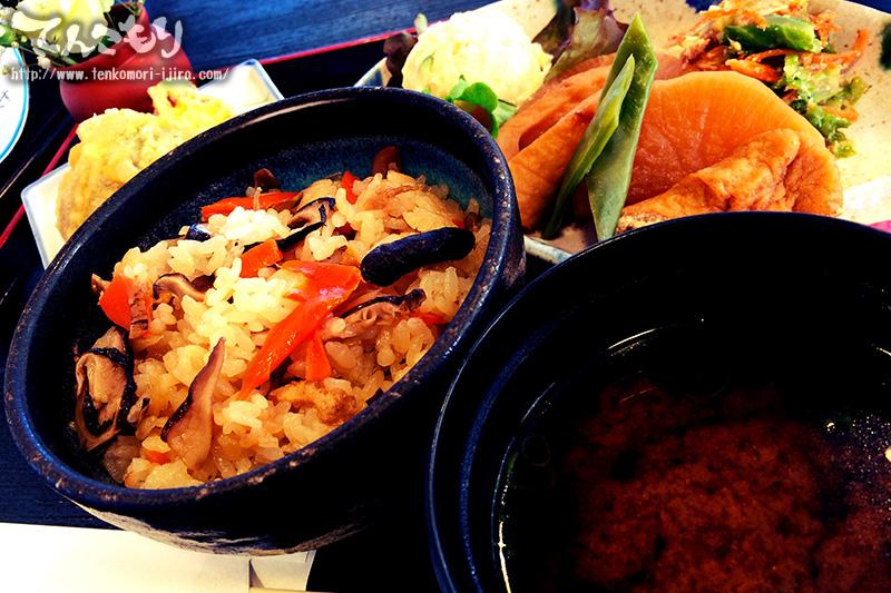 写真_毎日限定20食日替わり四季彩ランチ11月6日
