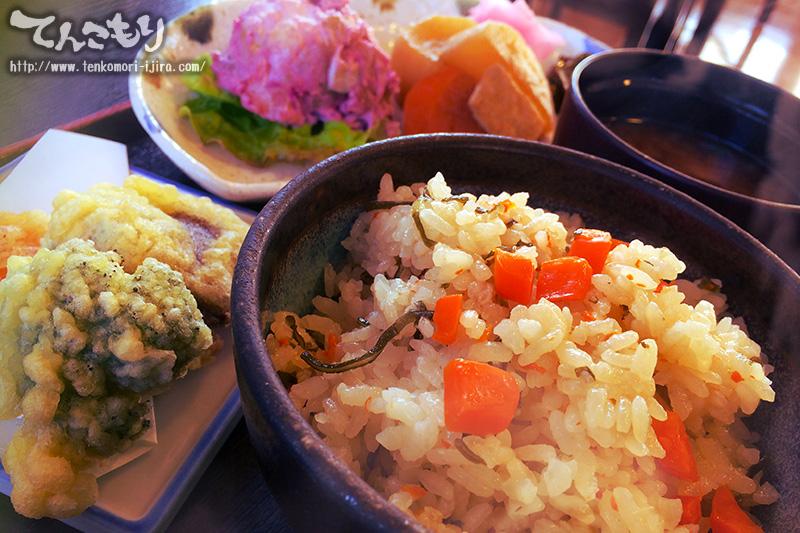 写真_毎日限定20食日替わり四季彩ランチ12月25日