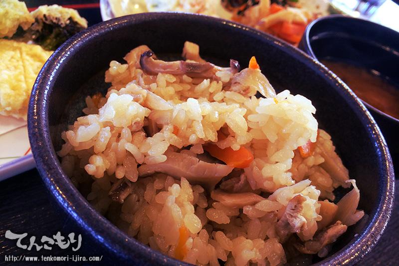 写真_毎日限定20食日替わり四季彩ランチ1月9日